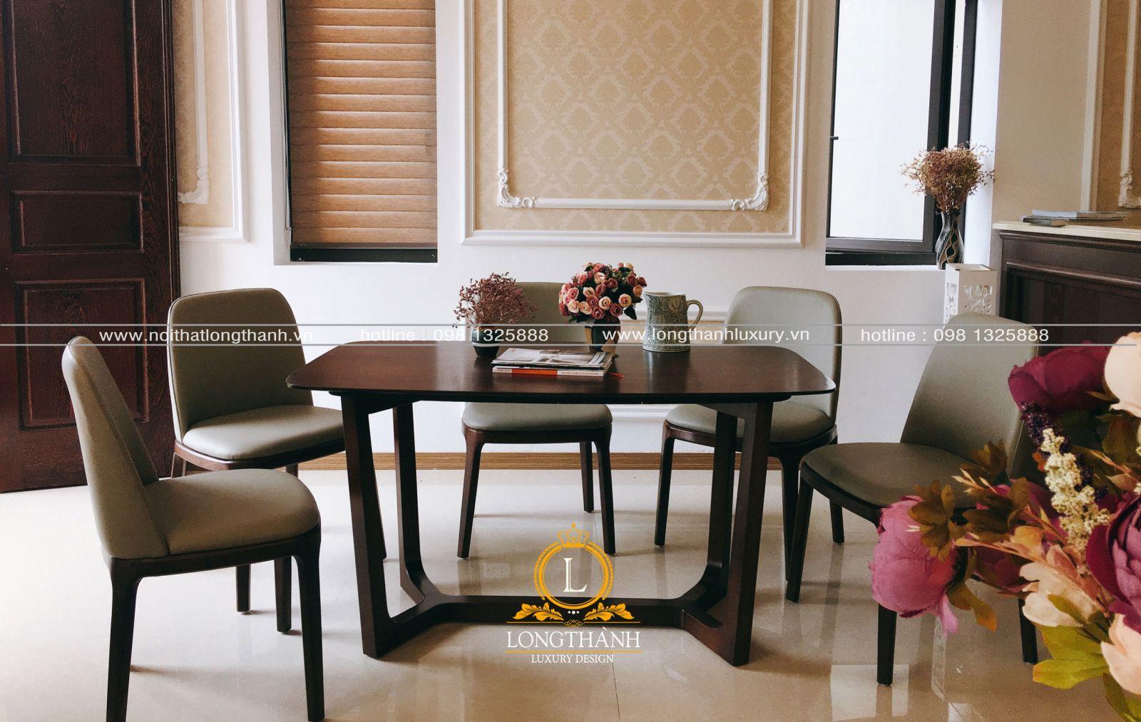 Bàn ghế cho phòng ăn LT01