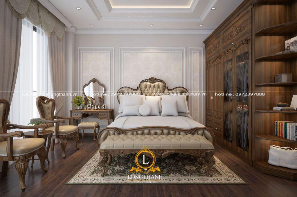 Cách trang trí phòng ngủ đơn giản sang trọng