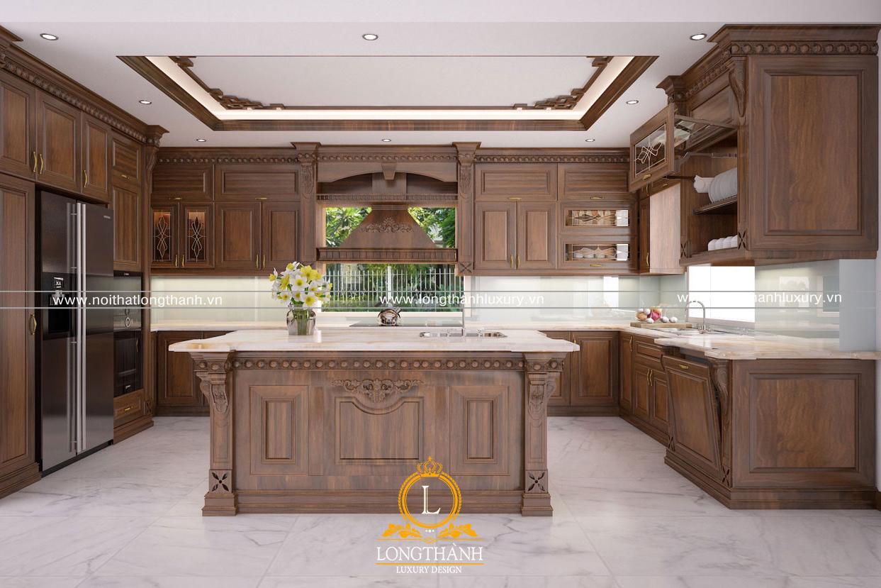 Một số điểm không thể bỏ qua để thiết kế tủ bếp đúng phong thủy