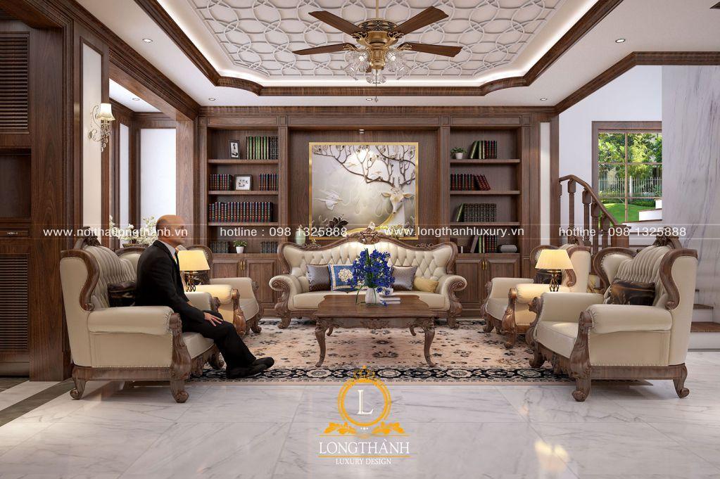 Xu hướng thiết kế nội thất cho nhà biệt thự năm 2019