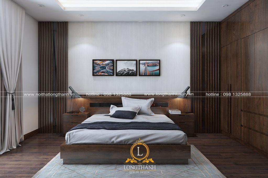 Phòng ngủ hiện đại cho năm 2019