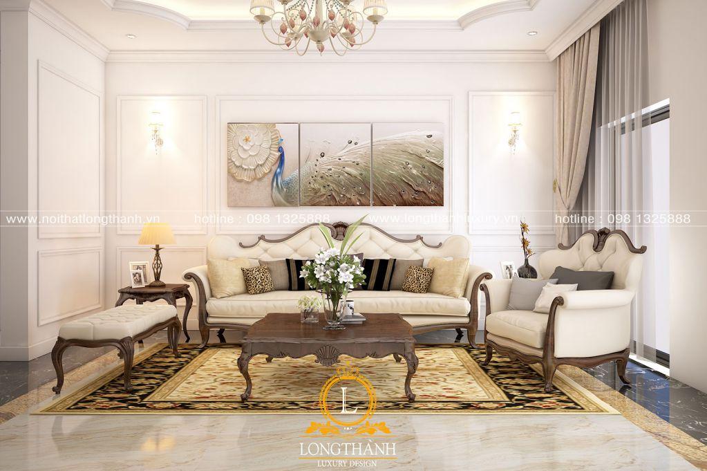 Sofa tân cổ điển LT06