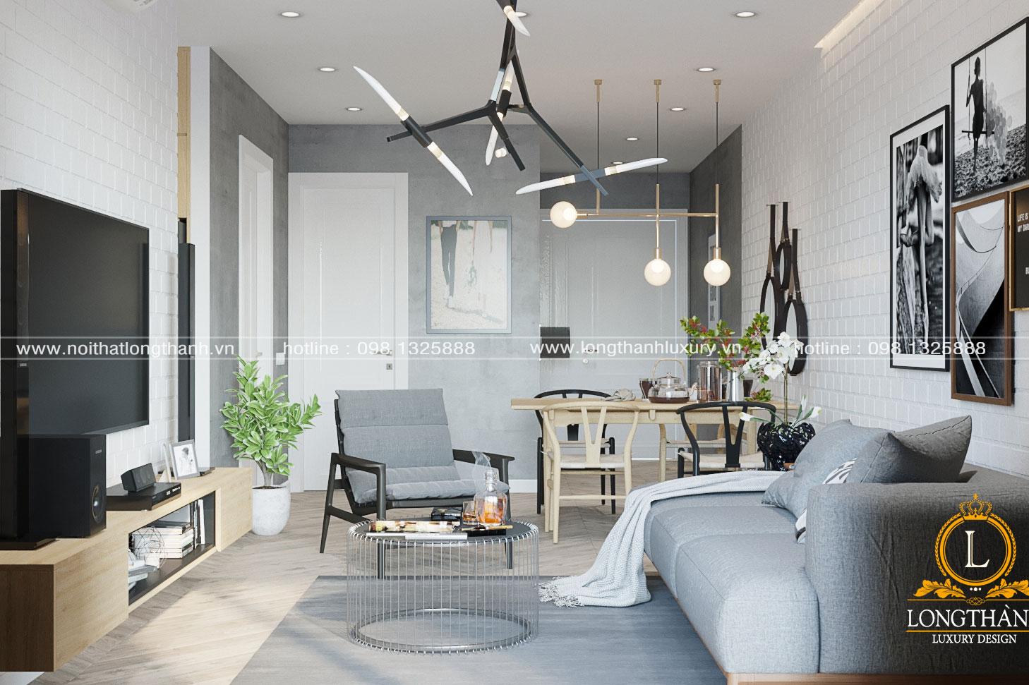 Thiết kế nội thất Scandinavian có phù hợp với không gian nhà Việt không?