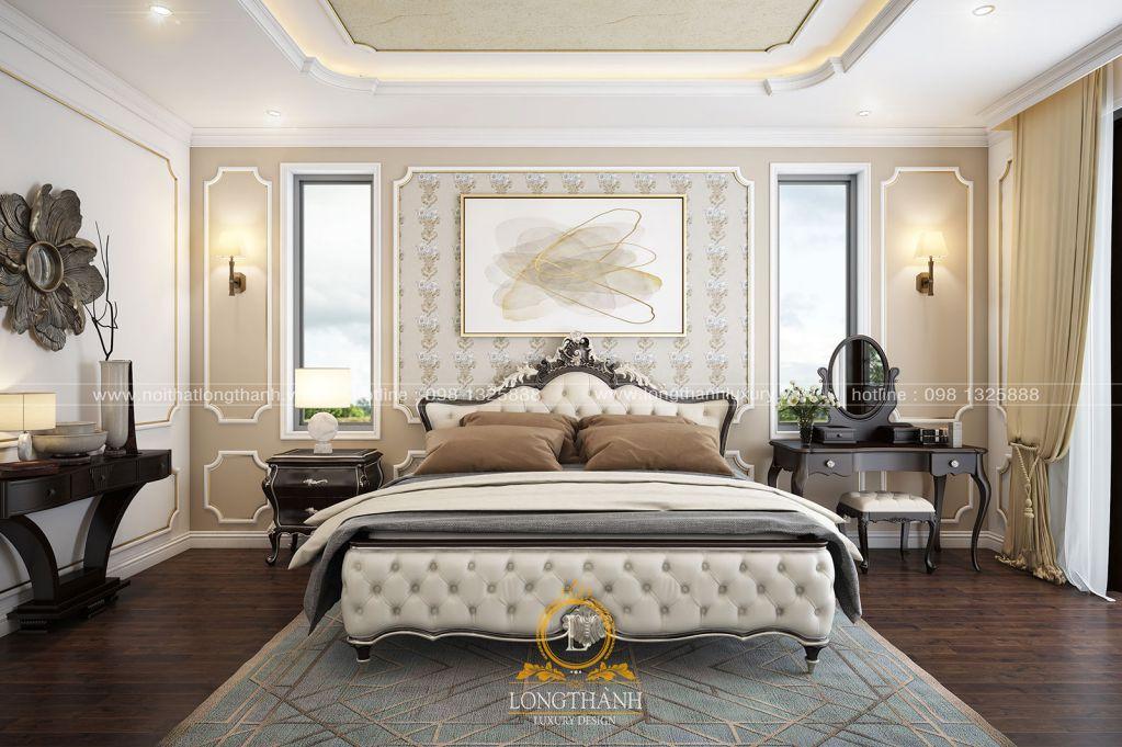 Dự án thiết kế, thi công nội thất nhà anh Khánh TP Hải Phòng