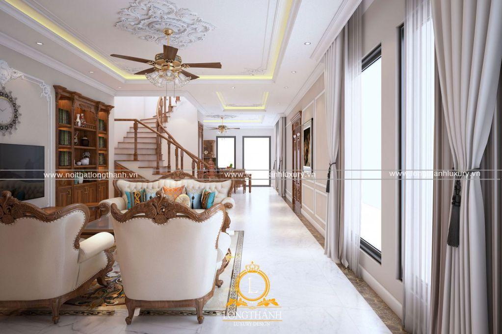Cần làm gì để có một bản vẽ thiết kế nội thất nhà phố đẹp hoàn hảo?