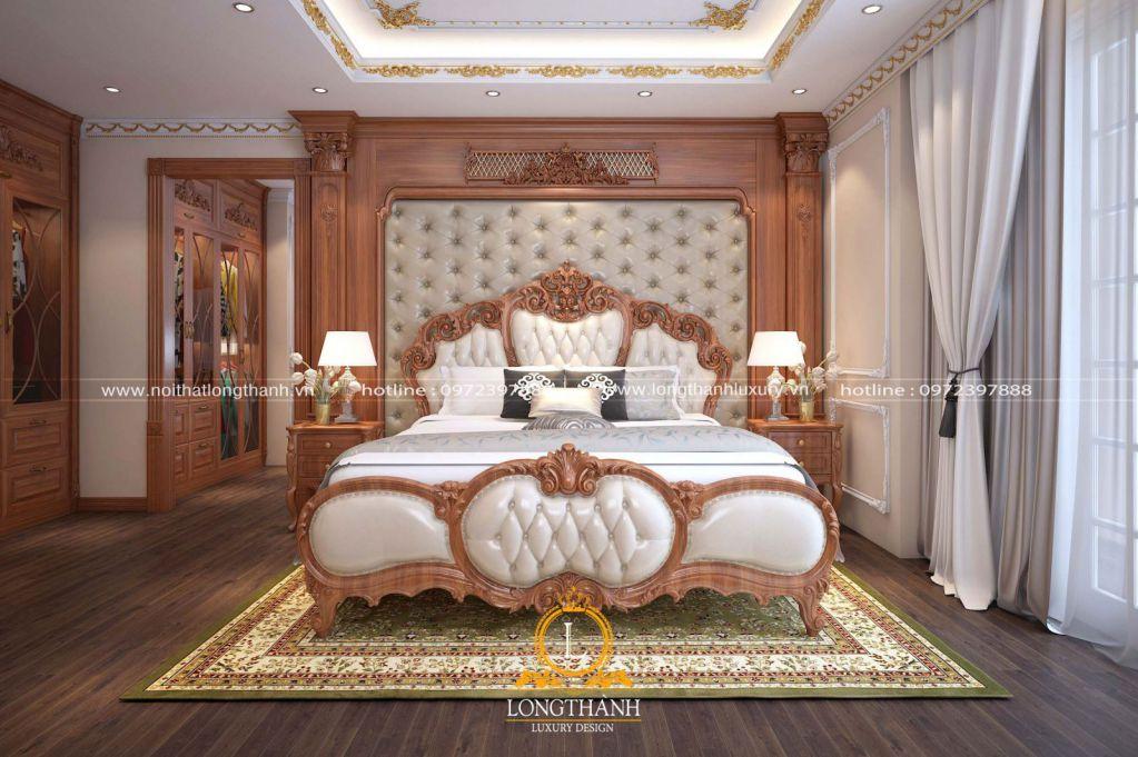 Những nguyên tắc cần nắm rõ khi thiết kế nội thất phòng ngủ master