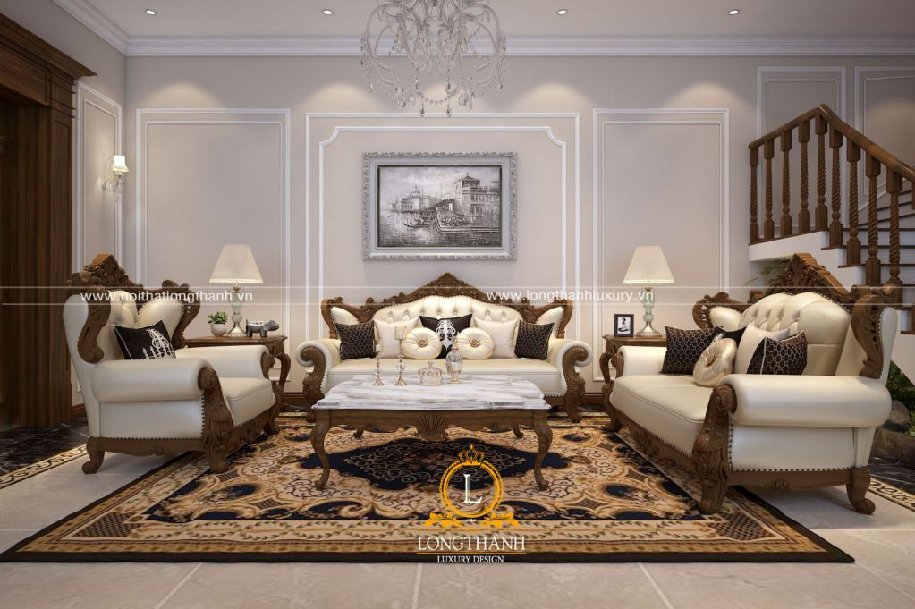 Sofa tân cổ điển LT12