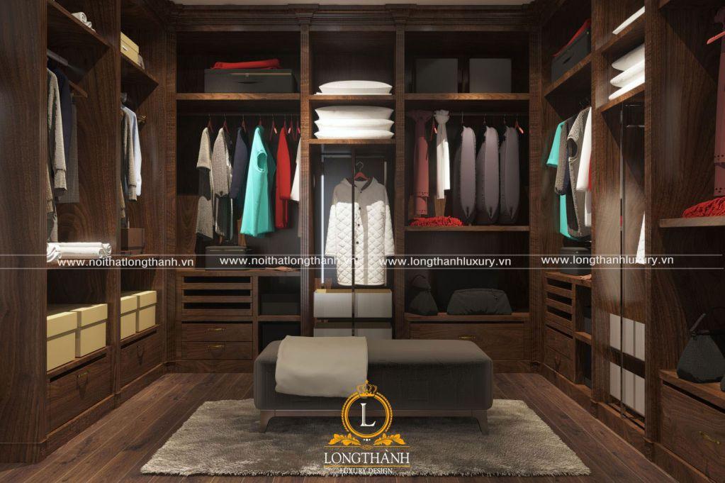 Tủ quần áo đẹp - nội thất tiện nghi cho phòng ngủ