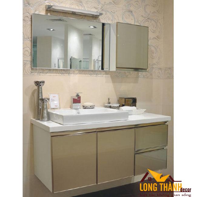 12 mẫu thiết kế tủ Lavabo theo phong cách hiện đại