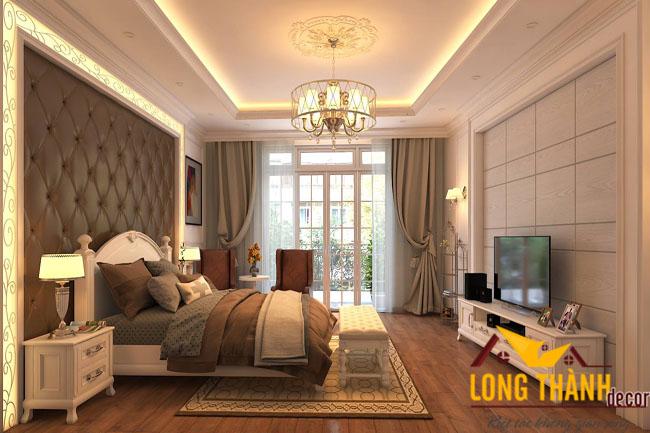 Có nên chọn phòng ngủ theo phong cách tân cổ điển không?