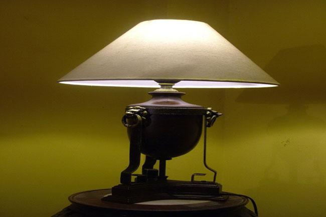 Nội thất đèn trang trí phòng ngủ 01