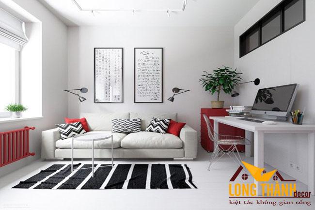 Đón chào mùa đông với sắc đỏ ấm áp trong trang trí nội thất