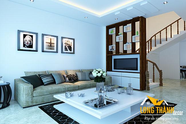 Đơn giản, đầy đủ cùng thiết kế nội thất nhà phố