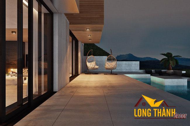 Dự Án Thiết kế Biệt Thự - Khu nghỉ dưỡng Bãi Cháy -  Quảng Ninh