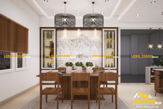 Dự án thiết kế nội thất nhà chị Hằng – Bắc Ninh