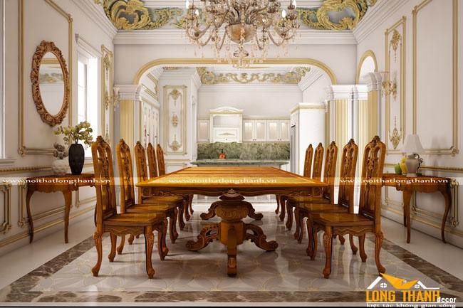 Dự án Thiết kế nội thất và thi công công trình Nhà Chú Hạnh Biệt Thự Gamuda