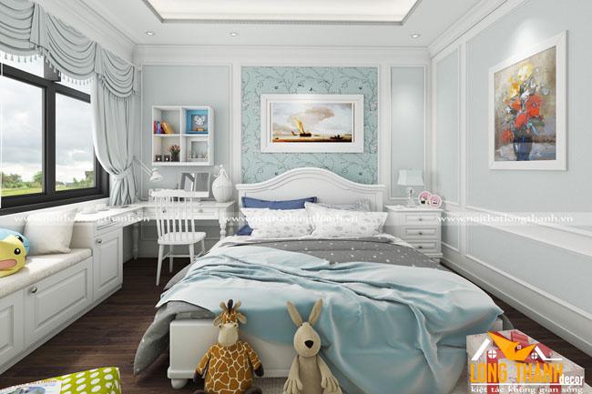Dự án thiết kế, thi công nội thất Biệt thự nhà chị Thúy Vincom Shophouse – Đường Hàm Nghi, Mỹ Đình, Hà Nội