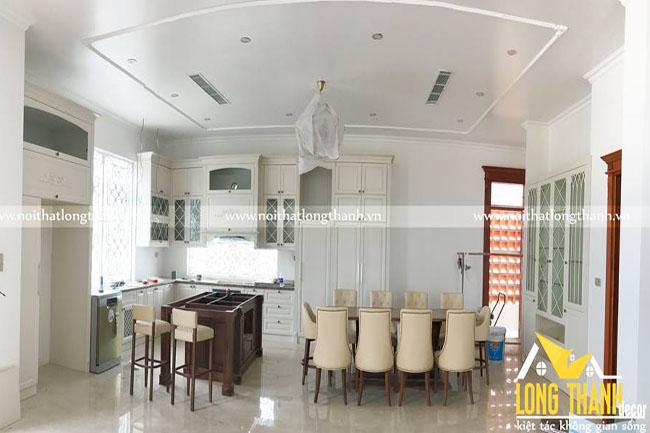 Hình ảnh thi công thực tế nhà chị Oanh – Biệt thự Thành phố Đồng Hới, Quảng Bình