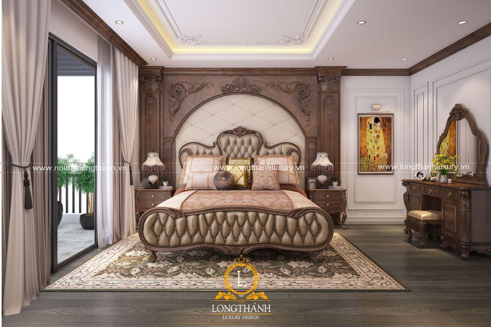 Phòng ngủ master bedroom là gì