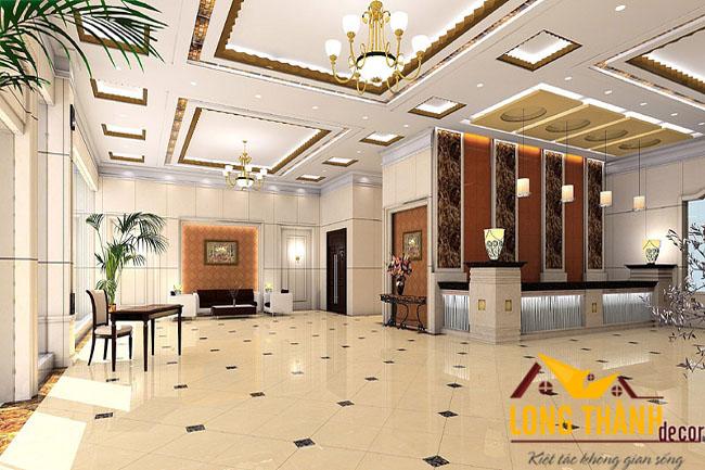 Làm sao để thiết kế nội thất khách sạn đẹp