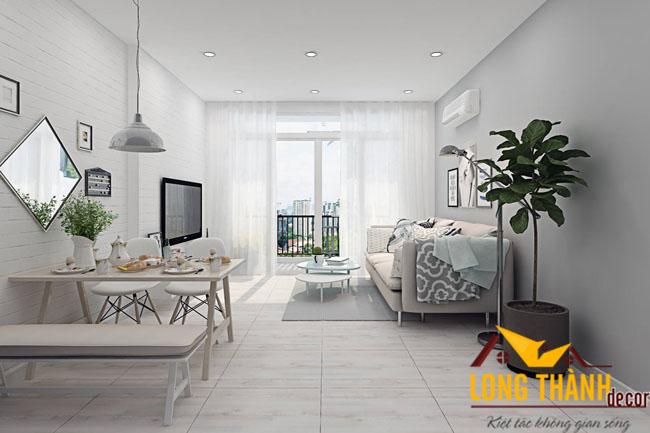 Mẫu thiết kế phòng khách hiện đại năm 2016