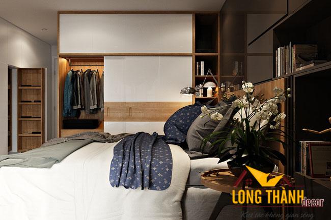 Mẫu phòng ngủ hiện đại đẹp