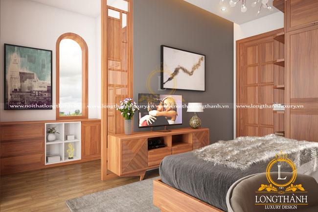 Mẫu phòng ngủ hiện đại đẹp cho năm 2018
