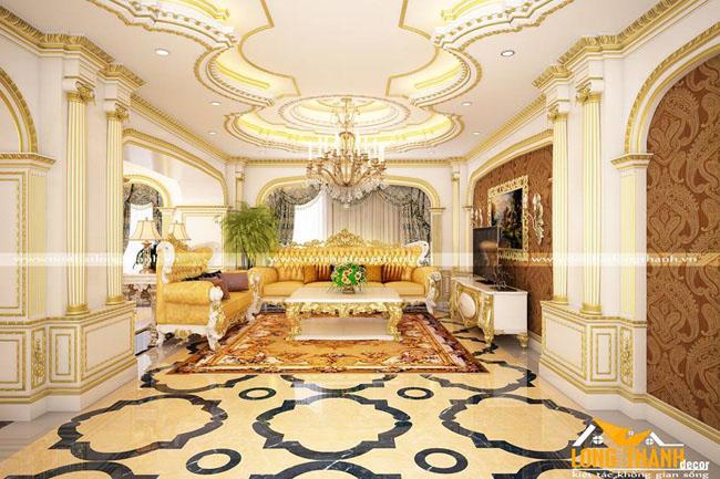 Mẫu thiết kế nội thất cổ điển gây chú ý trong năm 2017