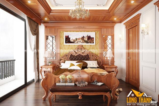 Mẫu thiết kế nội thất tân cổ điển hót nhất năm 2017