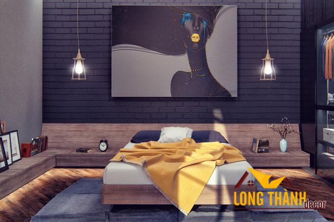 Mẫu thiết kế phòng ngủ đẹp dành cho vợ chồng trẻ