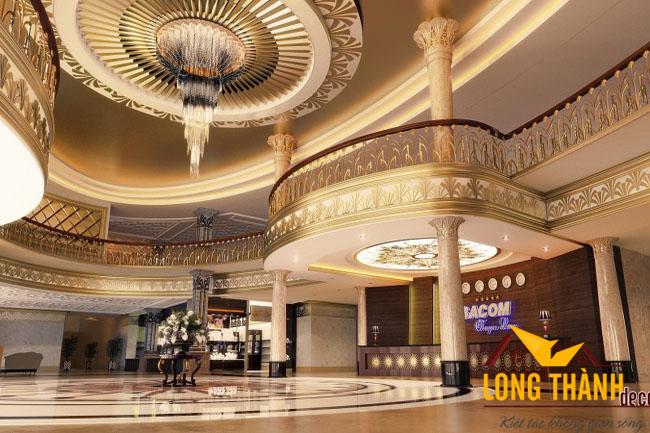 Những điểm lưu ý khi thiết kế nội thất khách sạn