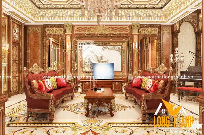 Những lưu ý khi thiết kế nội thất cổ điển