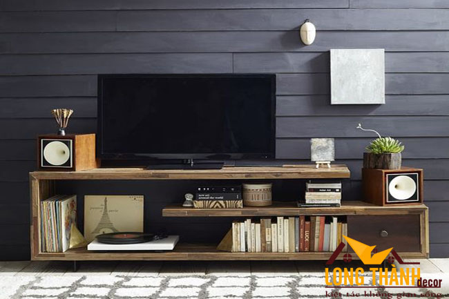 Những mẫu kệ tivi hiện đại đẹp