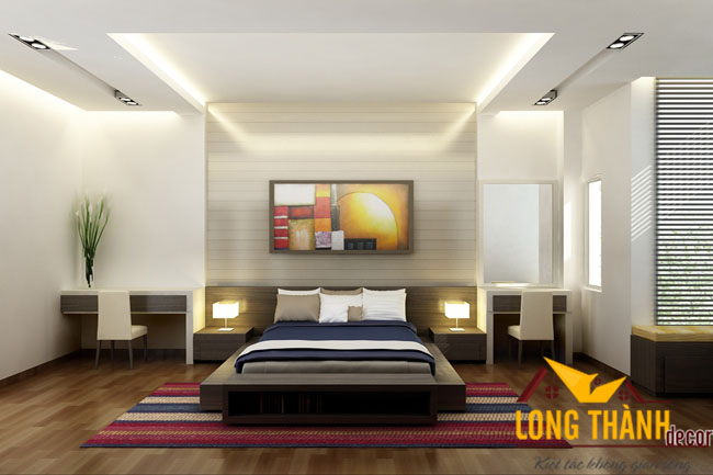 Những mẫu phòng ngủ hiện đại mới nhất