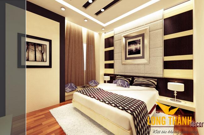 Những mẫu thiết kế phòng ngủ hiện đại mới nhất
