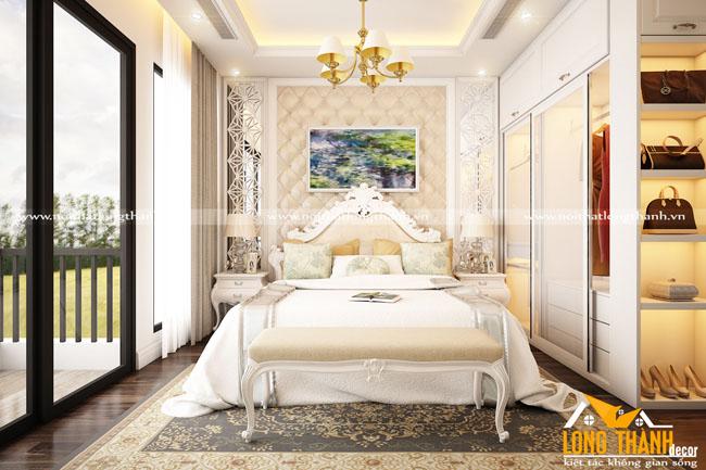 Những nguyên tắc cơ bản trong thiết kế nội thất tân cổ điển