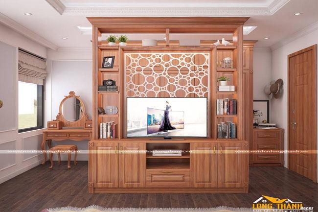 Thiết kế nội thất tân cổ điển – xu hướng lựa chọn của nhiều gia đình Việt Nam năm 2018