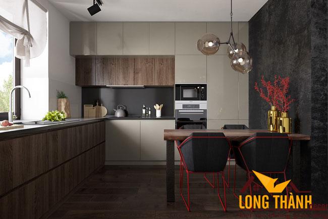 Phối màu nội thất theo tông màu tối – Xu hướng trang trí nội thất mới