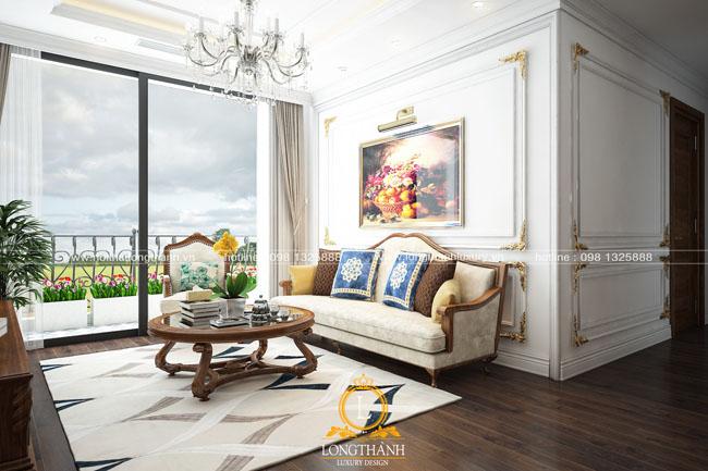 Phong cách thiết kế nội thất chung cư phù hợp cho nhiều không gian
