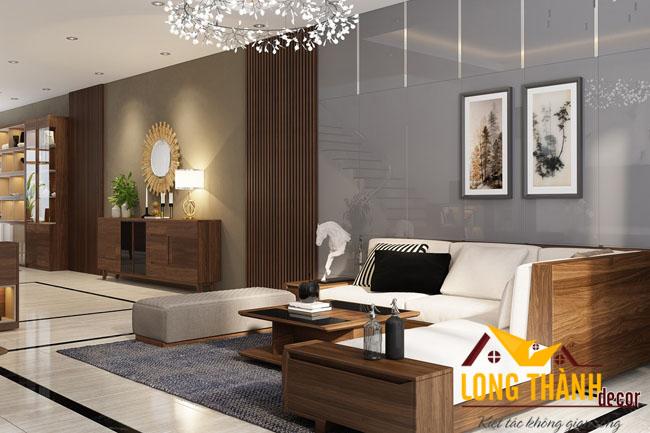 Phòng khách biệt thự LT12