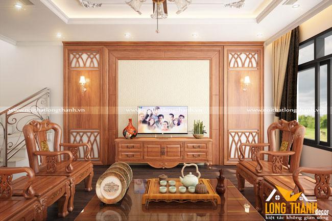 Phòng khách tân cổ điển  LT20