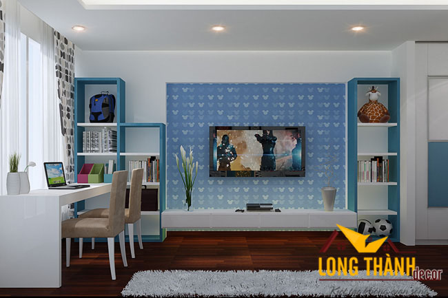Thiết kế nội thất nhà mặt phố cho nhà Chị Lan – Linh Đàm