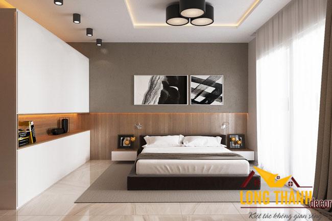 Phòng ngủ đẹp cho căn hộ chung cư cao cấp Time City