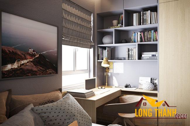 Thiết kế phòng ngủ hiện đại dành cho nhà chung cư năm 2017