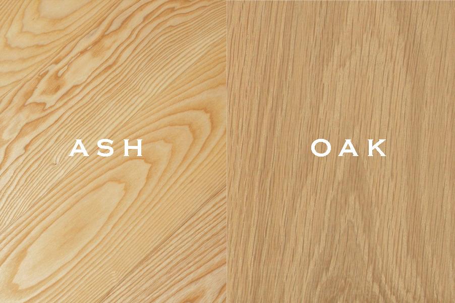 gỗ sồi so sánh