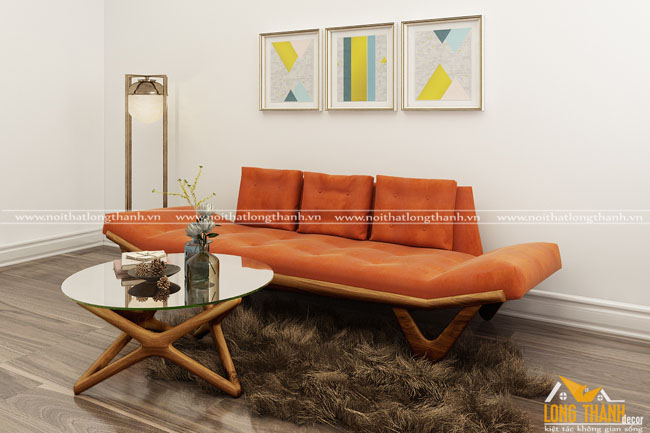 Mẫu bàn ghế Sofa đẹp SF05 cổ điển