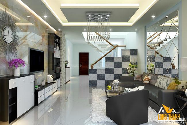 Sự cần thiết trong thiết kế nội thất nhà phố