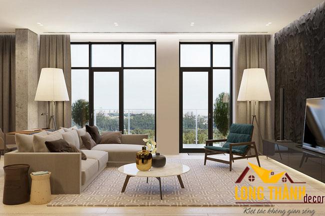 Thiết kế nội thất chung cư cao cấp 2016
