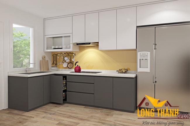 Thiết kế nội thất chung cư nhà cô Hương Home City Trung Kính