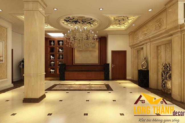 Thiết kế nội thất khách sạn đẹp nhất năm 2016